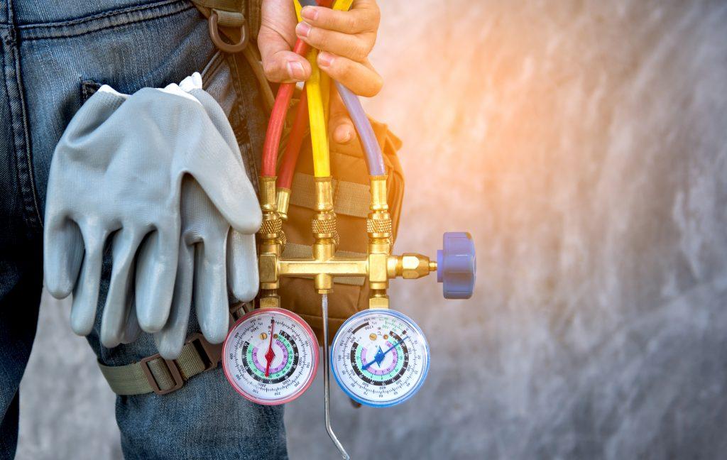 inspección reglamentaria anual de los detectores de fugas permanentes
