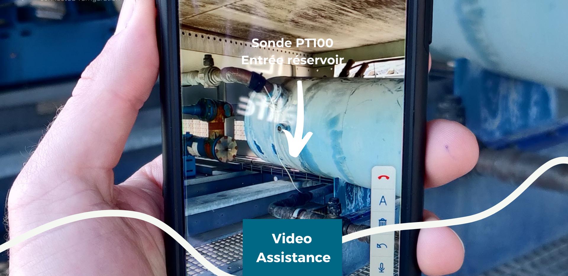 Matelex assistance vidéo Teamviewer